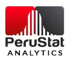 PeruStat Analytics
